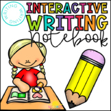 Interactive Writing Notebook for the Primary Grades