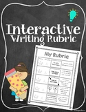 Interactive Writing Rubric