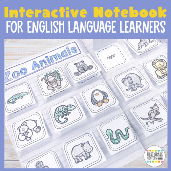 Interactive Writing and English Language Learners Notebook Bundle
