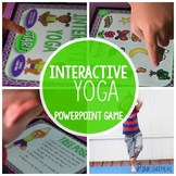 Interactive Yoga PowerPoint Game