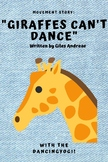 Interactive Yoga Story: Giraffes Can't Dance