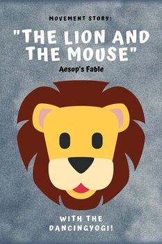 Interactive Yoga Story: The Lion and the Mouse