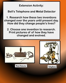 Interactive  Ppt.  Morse, Edison, and Bell (Industrial Age) Inventors