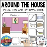 Around the House Interactive Book + BOOM Cards!