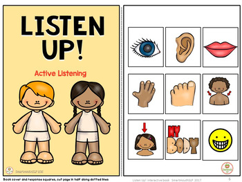 Active Listening Interactive Book