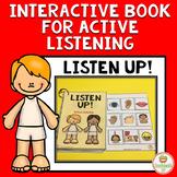 Active Listening, interactive book