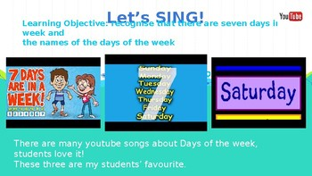 Interactive e-learning Telling Time with Seesaw