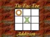 Interactive Flipchart Tic Tac Toe Addition Plus 0 through Plus 20 Math Centers