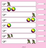 Interactive language activities made with Hotpotatoes