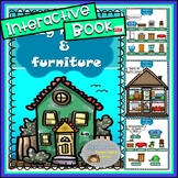 Interactive notebook - My house & furniture