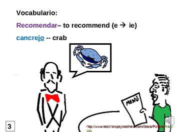 Reviewteach interactive practice for double object pronouns spanish ccuart Choice Image