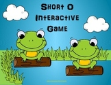 Short vowel o interactive powerpoint game - reading street - Big blue ox