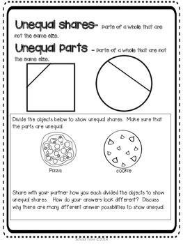 Interactive 1st  Grade Math Dictionary for the Whole Year - CCSS Aligned -