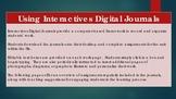 Interactives Digital Journals Planning Guide