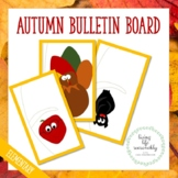 Interchangeable Autumn Bulletin Board Pack