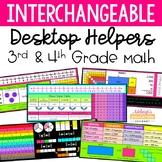 Interchangeable Desktop Helpers