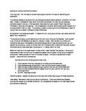 Intercultural Communication/Competence Activity
