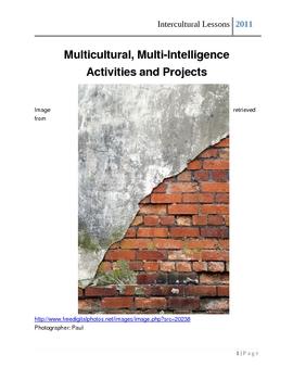 Intercultural Lessons