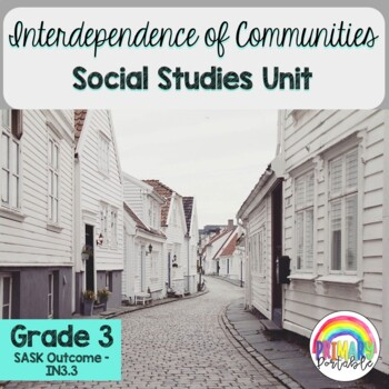 Interdependence of Communities- SK outcome IN3.3