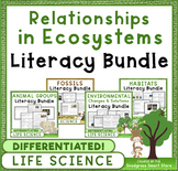 Ecosystems Reading & Writing Bundle