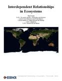 Interdependent Relationships in Ecosystems - Third Grade