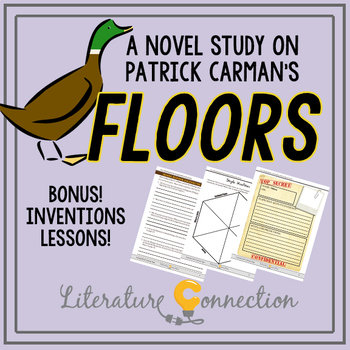 Interdisciplinary Unit for Patrick Carman's Floors
