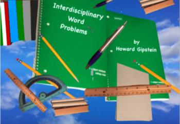 Interdisciplinary Word Problems