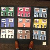 Interest Area classroom visuals