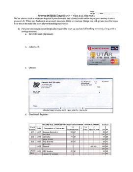 Interest & Banking (Part 4 of 4) - Debit Cards, Credit Car