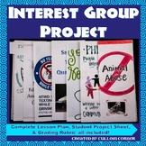 Interest Group Brochure