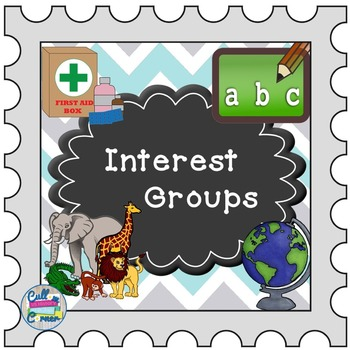 Interest Group Powerpoint