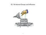 Interest Groups, Individuals, and Public Policy power poin
