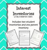 Interest Inventories