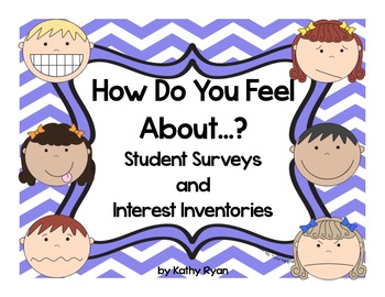 Interest Inventories, Learning Style Surveys, and Attitude