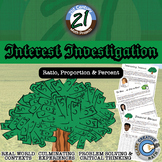 Interest Investigation -- Financial Literacy - 21st Century Math Project