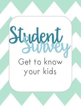 Interest Survey