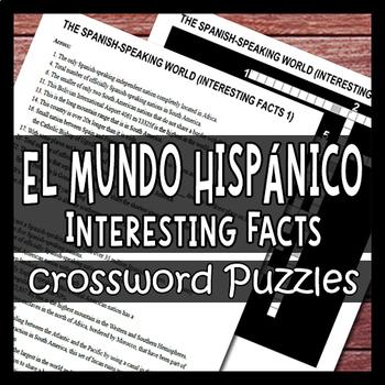 Culture Crossword Puzzle Teaching Resources | Teachers Pay Teachers
