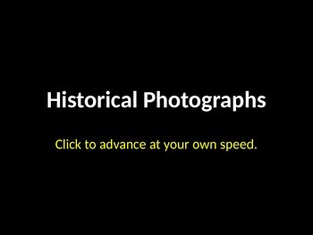 Interesting Historic Photos
