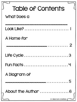 Interesting Insects:  A Nonfiction Writing Activity {Common Core Aligned}
