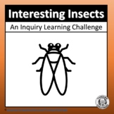 Inquiry based Learning Activities about Insects