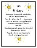 Fun Fridays- What Am I?