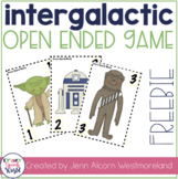 Intergalactic Insanity! Card Game