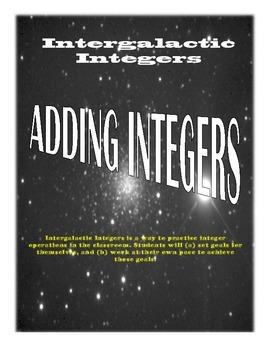 Intergalactic Integers - Adding Integers