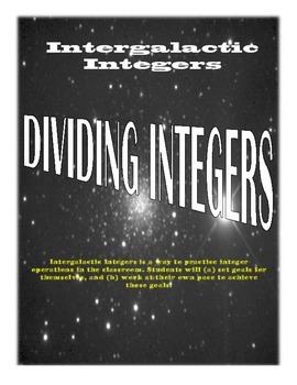 Intergalactic Integers - Dividing Integers