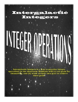 Intergalactic Integers - Integer Computations