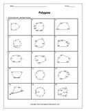 Interior Angles:  Polygons