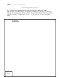 Interior Design Activity Sketch