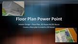 Interior Design Floor Plan Project