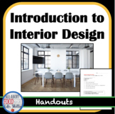 Interior Design Introduction Handout