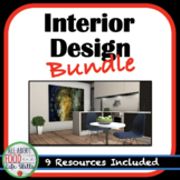 BUNDLE! Interior Design Unit Lessons (Days 24-37)